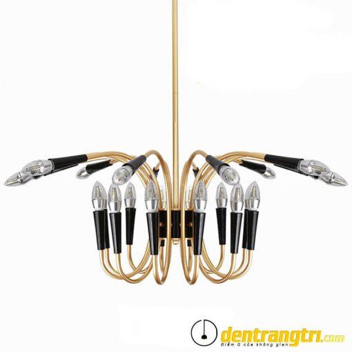 Đèn Thả Gold Snake - DT00109.24