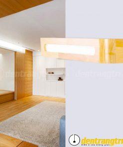 Đèn Vách Thanh Gỗ - DV00024
