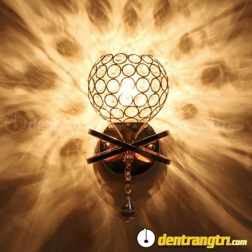 Đèn Vách Pha Lê Vô Cực - DV00164