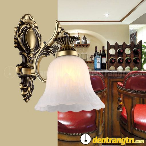 Đèn Vách Belle Đế Đồng - DV00104