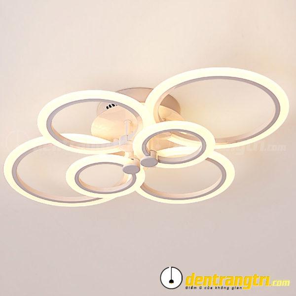 Đèn Ốp Trần 6 Cánh Tròn - DOT00008.6A