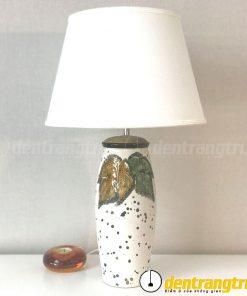 Đèn Cao Họa Tiết Lá Phong - DGAK015