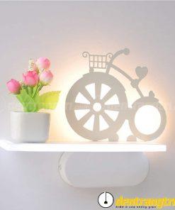 Đèn Vách High Wheel Bicycle - DV00123