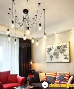 Đèn Ốp Trần Lưới Đèn - DOT00061.10