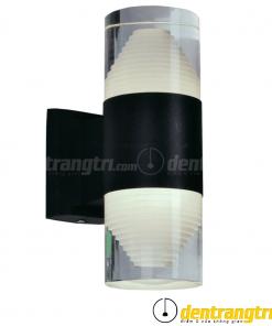 Đèn Vách Trụ Thủy Tinh Bậc Thang Đôi - DV00039.2