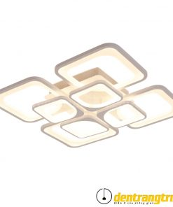 Đèn Ốp Trần Vuông 8 Cánh - DOT00089