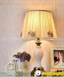 Đèn Bàn White Rose - DB0022