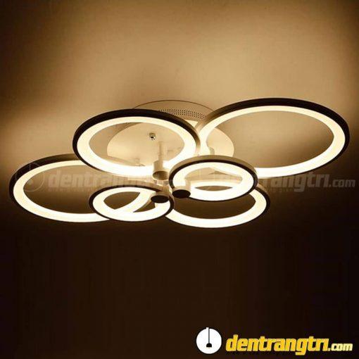 Đèn Ốp Trần 6 Cánh Tròn - DOT00008.6