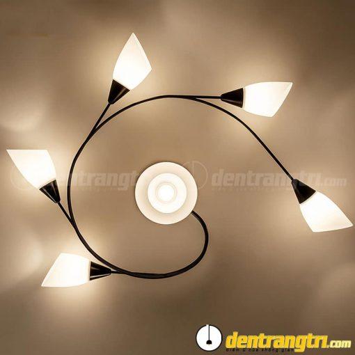 Đèn Ốp Trần Hoa Chuông Xoắn Ốc - DOT00086.6