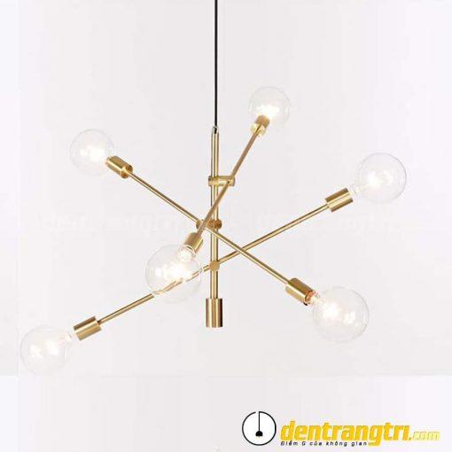 Đèn Thả Bóng Tròn Cách Điệu - DT00101.6