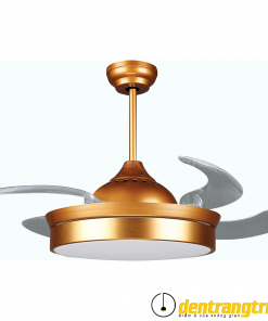 Đèn Quạt Gold Coin - 44WE-6007