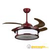 Đèn Quạt Chilate - 44WE-6009