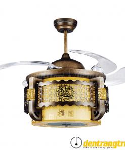 Đèn Quạt Cung Đình - 44WE-DC8016