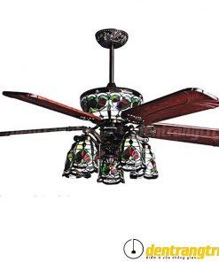 Đèn Quạt Camellia - 56WE-0057