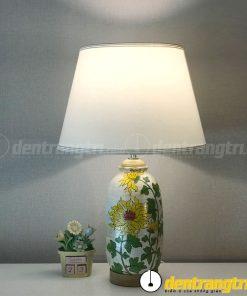 Đèn Bình Xoan Hoa Cúc - DGAK006