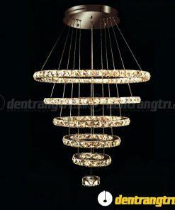 Đèn Thả Pha Lê 6 Vòng - DTVK 3823
