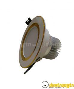 Đèn Led Âm Trần Chống Chói Tản Nhiệt Dày - TLC - CCD