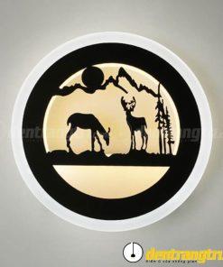 Đèn Vách Deer Circle - DV00138