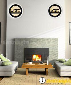 Đèn Vách Elephent Circle - DV00139
