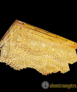 Đèn Ốp Trần Pha Lê Ginny Weasley - DOTSN-MPL3069