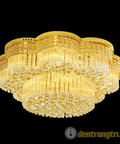 Đèn Ốp Trần Pha Lê Firebolt - DOTSN-MPL4011