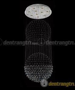 Đèn Thả Pha Lê Crookshanks - DTSN-TPL3247